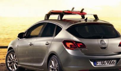 Opel Zubehörkatalog